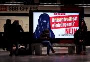 Les Suisses ont approuvé dimanche par référendum, à... (AFP, Michael Buholzer) - image 2.0