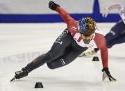 François Hamelin a obtenu sa première médaille sur... (La Presse canadienne, Jeff McIntosh) - image 3.0