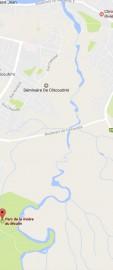 La superficie du parc sera doublée. Les randonneurs... (Photo tirée de Google Map) - image 1.0