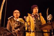 Francis La Haye et Philippe Thibault-Denis dans la... (Photo fournie par le Théâtre Denise-Pelletier) - image 2.0