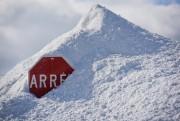 La Mauricie ne manque pas de neige, comme... (François Gervais, Le Nouvelliste) - image 1.0