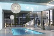Une des piscines du projetLe Sommet 3V... - image 2.0