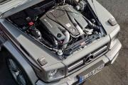 Le moteur sous le capot du G63. C'est... - image 1.0
