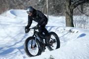 Le fat bikeconnaît une popularité grandissante au Québec.... (Photo Martin Chamberland, Archives La Presse) - image 3.0