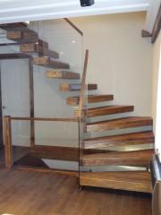 L'escalier est un chemin. Il faut que le pas soit intuitif... (François Léger) - image 4.0