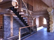 L'escalier est un chemin. Il faut que le pas soit intuitif... (François Léger) - image 10.0