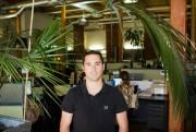 Jonathan Poulain, président de la compagnie Luxury Retreats.... (PHOTO NINON PEDNAULT, LA PRESSE) - image 1.0