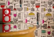 Attrayant, le papier peint a dicté la décoration.... (Photo Marco Campanozzi, La Presse) - image 2.0