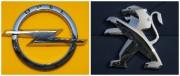 Les logos d'Opel et de Peugeot. Photo: Reuters... - image 5.0