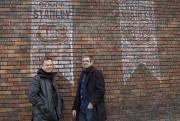 Le réalisateur Patrice Sauvé et le scénariste Matthieu... (Fournie par les Films Séville) - image 5.0