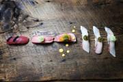 Chaque plat est petit. On parle d'une ou... (PHOTO BERNARD BRAULT, LA PRESSE) - image 2.0