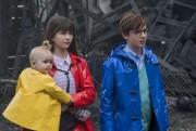Les orphelins Baudelaire:Sunny (Presley Smith), Violet (Malina Weissman)... (Photo fournie par Netflix) - image 2.0