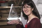 Linda Cardinal a mérité le Prix Bernard-Grandmaitre, jeudi,... (Etienne Ranger, Le Droit) - image 2.0