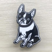Épinglette «Boston Terrier» de Kristina Micotti, 14 $... (Photo fournie par Annexe Vintage) - image 2.0