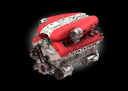 Le V12 de 6,5 L de la Ferrari... (PHOTO FOURNIE PAR LE CONSTRUCTEUR) - image 2.0