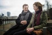 Liam Neeson et Thomas Brodie-Sangster en tournage pour... - image 7.0