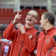 Pascal Clément (à gauche), a remporté deux titres... (Le Soleil, Jean-Marie Villeneuve) - image 2.0