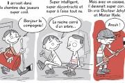 La bande dessinée de Rémy Simard permet d'en... (Photo courtoisie) - image 1.1