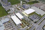 Les grandes lignes du projet d'aréna pour... (Courtoisie, Ville de Gatineau) - image 9.0