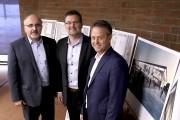 Alain Sanscartier, Maxime Pedneaud-Jobin et Alain Sear... (Patrick Woodbury, Le Droit) - image 3.0
