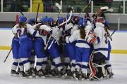 L'équipe féminine du Québec a réussi à se... (Le Soleil, Patrice Laroche) - image 1.0