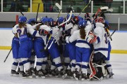 L'équipe féminine du Québec a réussi à se... (Le Soleil Patrice Laroche) - image 1.0