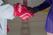 Parce que l'une pratique le hockey et... (Photo Ivanoh Demers, La Presse) - image 2.0