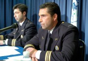 Giovanni Di Feo et Jimmy Cacchione, ex-officiers du... (Photo Robert Mailloux, archives La Presse) - image 1.1