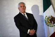 Rex Tillerson lors d'un évènement à Mexico. jeudi.... (REUTERS) - image 2.0