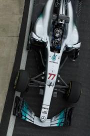 Le nouveau pilote Mercedes Valtteri Bottas engage sa... - image 1.0