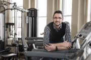 Christian-Alexandre Castellano, agent de recherche dans l'équipe du... (Spectre Média, Jessica Garneau) - image 1.0
