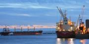 Des cargos au port de Trois-Rivières. Photo tirée... - image 1.0