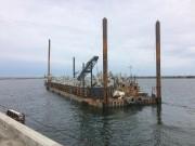 Les barges de l'entreprise Les barges de Matane... (photo fournie parLes Barges de Matane) - image 1.0