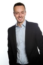 François-William Simard, vice-président Développement stratégique et Communications de... (Courtoisie) - image 1.0