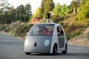 La Google Car. Photo: Waymo... - image 1.0