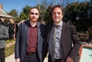 Sylvain Bellemare (à droite) est en nomination dans... (Photo Barbara Doux, collaboration spéciale) - image 1.0