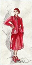 Comme le suggère ce costume imaginé par Marie-Chantale... (Courtoisie) - image 2.1