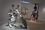 Des oeuvres de la série Les regards obliques,... (Le Soleil, Patrice Laroche) - image 5.0