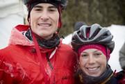 Elliott Doyle et Rébecca Beaumont ont remporté leur... (Courtoisie, Martin Gaudreault) - image 1.0