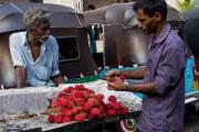 Les Sri-Lankais raffolent de la cuisine de rue.... (Photo Joëlle Girard, collaboration spéciale) - image 2.0