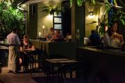 Le restaurant Green Cabin est une oasis de... (Photo Joëlle Girard, collaboration spéciale) - image 3.0