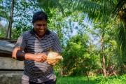 Anura est un cuisinier passionné qui cumule 20... (Photo Joëlle Girard, collaboration spéciale) - image 5.0