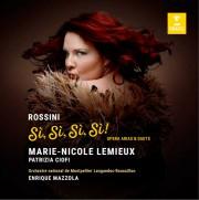 Rossini Sì, sì, sì, sì!, de Marie-Nicole Lemieux... (Image fournie par Erato) - image 2.0