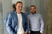 Patrick Beaulieu et Denis Doré, lauréats du 4... (Photothèque Le Soleil, Erick Labbé) - image 15.0