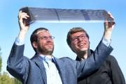Jean-Rémi Pouliot et Philippe Berrouard, lauréats du 9... (Photothèque Le Soleil, Jean-Marie Villeneuve) - image 9.0