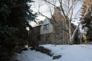La maison inhabitée de Westmount dans laquelle a... (PHOTO OLIVIER JEAN, LA PRESSE) - image 1.0
