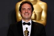 Le Québécois Sylvain Bellemare a remporté l'Oscar du... (PHOTO LUCAS JACKSON, REUTERS) - image 2.0