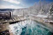 Plusieurs spas ouvrent leurs bains aux enfants pendant... (Photo Marco Campanozzi, archives La Presse) - image 3.0