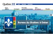 Québec a ouvert une délégation à Dakar, au... (Image tirée du site du ministère des Relations internationales et de la Francophonie) - image 1.0