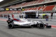 La présence de Lance Stroll sur la piste... (Associated Press) - image 1.0